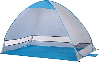 Automatic Beach Tent 2 Persons Camping Tent UV Protection Shelter Outdoor Tent Instant Pop-up Summer Tent 200120130cm