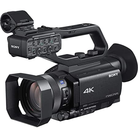SONY ソニー NXCAMカムコーダー 業務用ビデオカメラ HXR-NX80