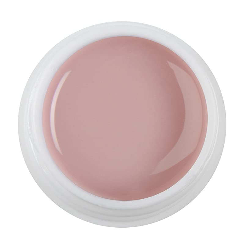 爆弾練習書店Cuccio Pro - T3 LED/UV Controlled Leveling Gel - Opaque Petal Pink - 1oz / 28g