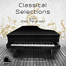 Classical Selections - Yamaha Disklavier Compatible Player Piano Music on 3.5