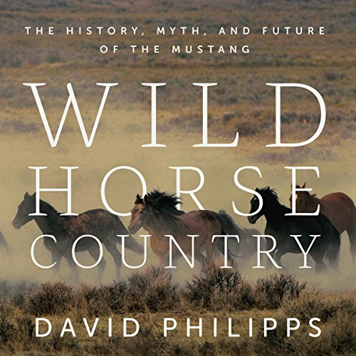 Wild Horse Country cover art