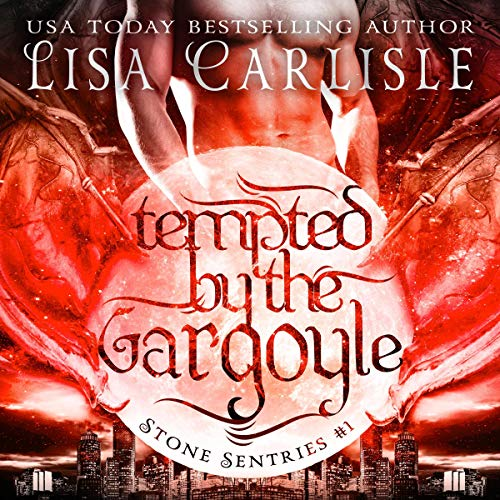 Tempted by the Gargoyle audiobook cover art