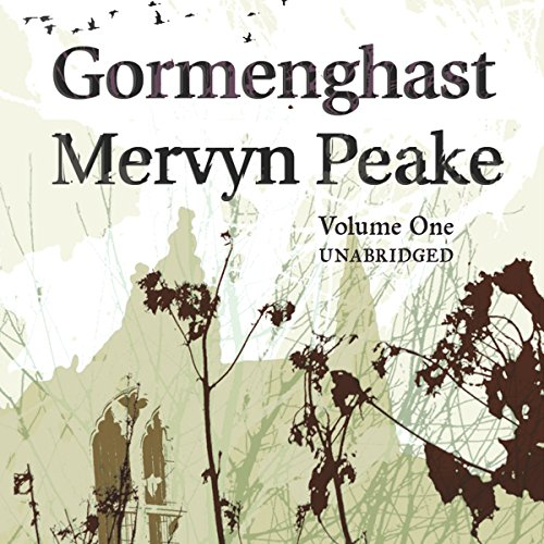 Gormenghast cover art