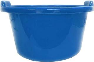 Heart Home Unbreakable Multipurpose Bathroom Deep Tub 40 Litre (Blue)- CTHH20050