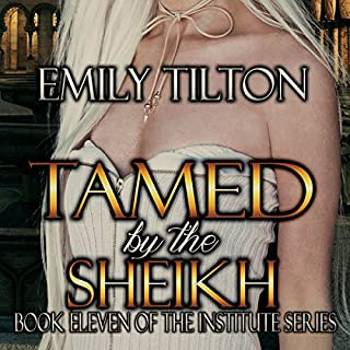 Tamed by the Sheikh cover art