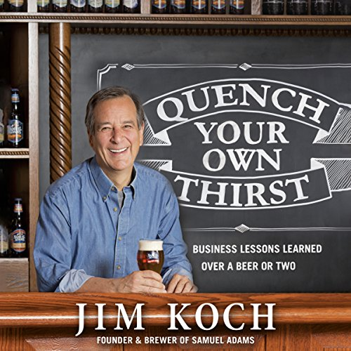 Quench Your Own Thirst audiobook cover art