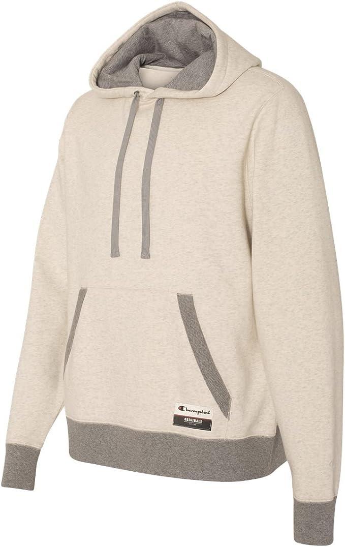 AO600 Originals Sueded Fleece Pullover Hood Champion