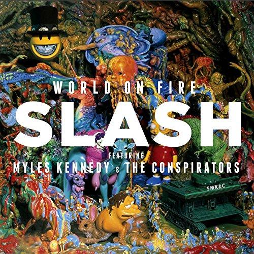 World on Fire (CD+T-Shirt XL)