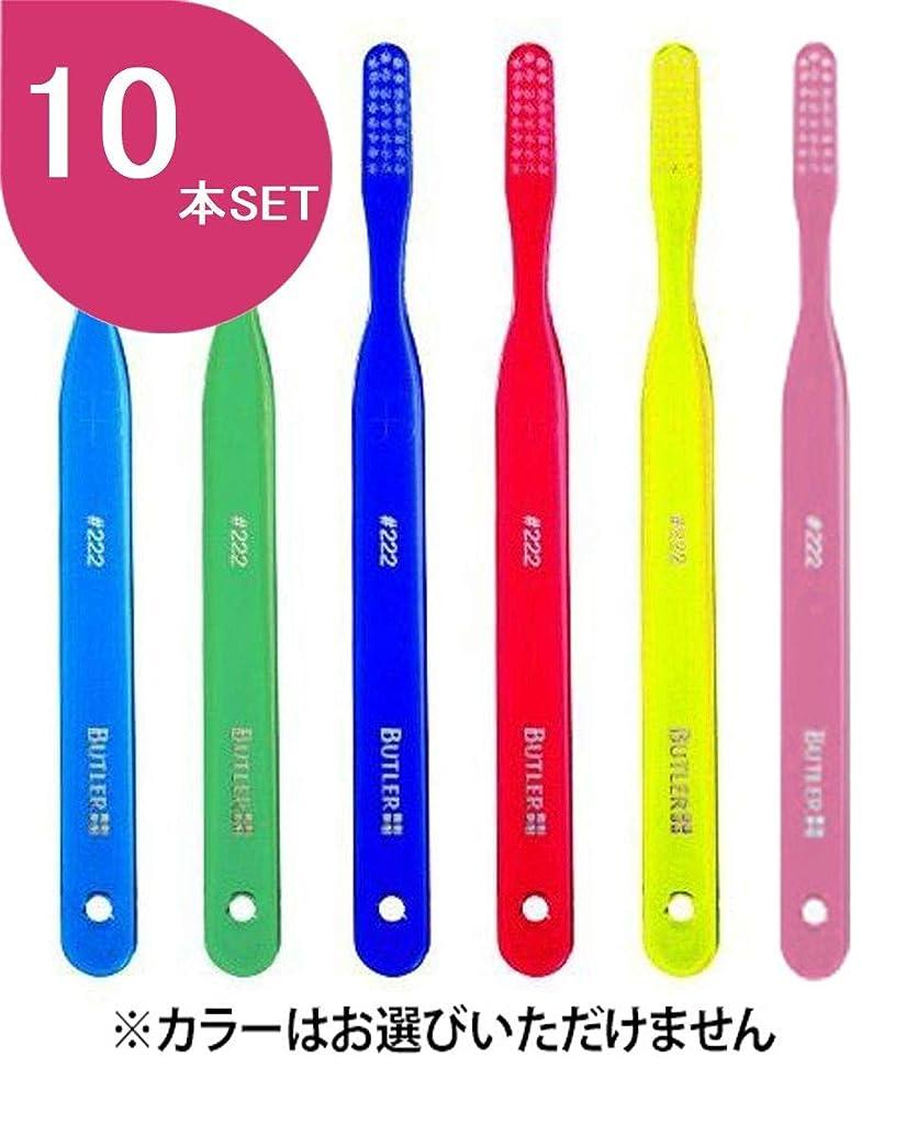 カップル流産クルーズサンスター バトラー歯ブラシ 10本 #222