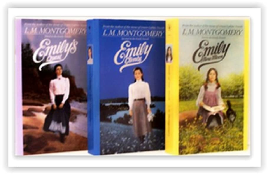 仕出します代表してエコーComplete Emily Starr Trilogy: Emily of New Moon + Emily Climbs + Emily's Quest (English Edition)