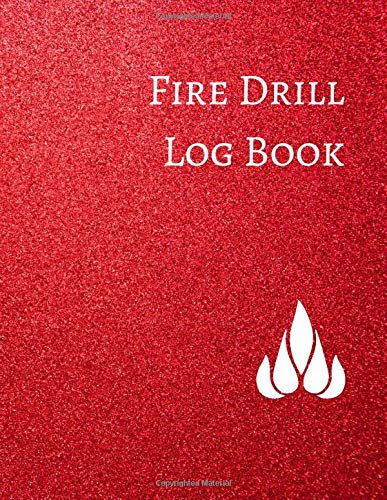 Fire Drill Log Book
