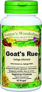 Nature's Wonderland Goat's Rue 60 vcaps