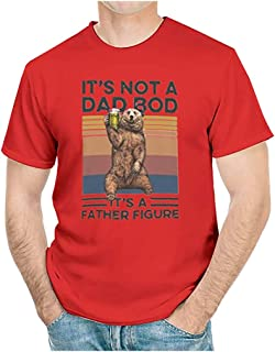 Ackful Men Home Printed Spots Pattern Casual Fashion Lapel Short Sleeve Shirt