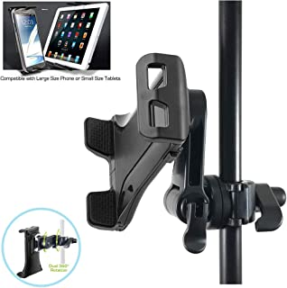 ChargerCity Custom Music/ Microphone Tablet Stand Mount with Multi Swivel Adjustment Holder for New Apple IPAD MINI Google...