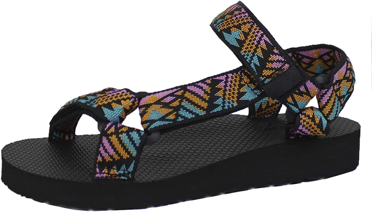 Trends sold out SNJ Kids Open Toe Slide Flat Limited price EVA and Foam Loop Ankle Hook