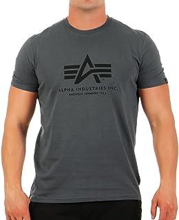ALPHA INDUSTRIES Herren Basic T-Shirt Unterhemd