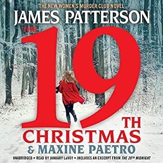 The 19th Christmas cover art