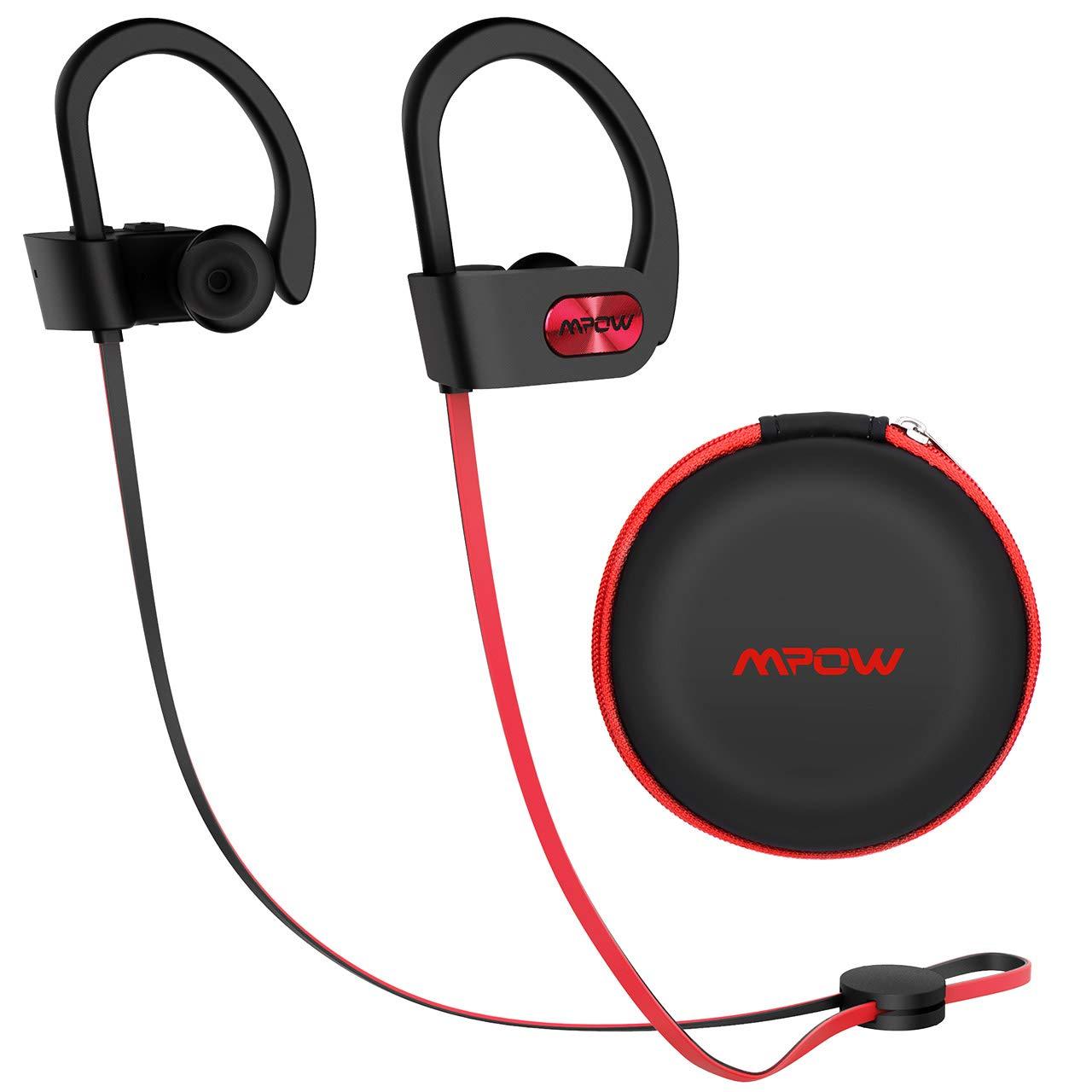 Mpow Bluetooth Headphones Waterproof Earphones
