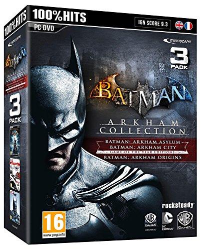 Batman Collezione (3 Giochi) PC-DVD