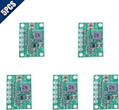 KOOBOOK 5Pcs DC DC Step Down Power Module 5-16V to 1.25V/1.5V/1.8V/2.5V/3.3V/5V 3A Adjustable Buck Voltage Converter Board