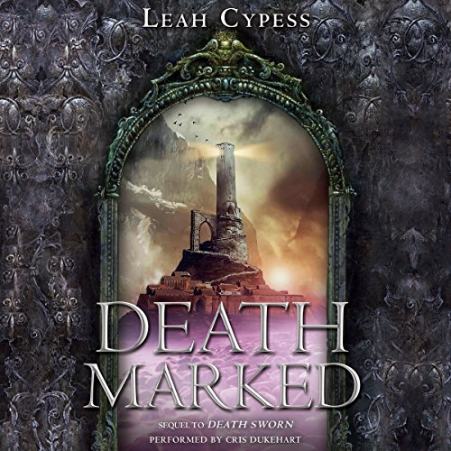 Death Marked audiobook cover art