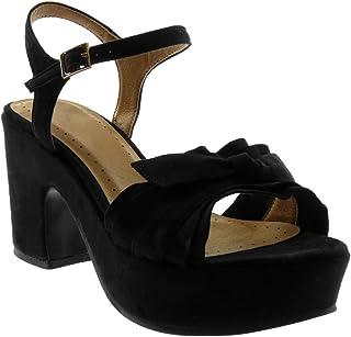 Amazon Zapatos esVolantes De Vestir Sandalias Para Mujer 9W2EDIYH