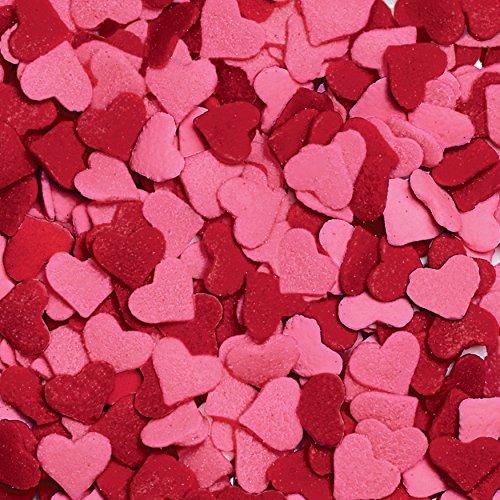 Jumbo Heart Sprinkles