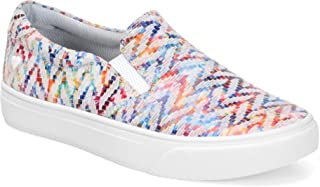 Nurse Mates Faxon Confetti Women's Slip on Shoes