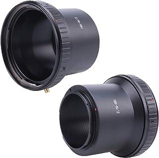 Hersmay HB-NIKKOR Z adapter do montażu obiektywu kompatybilny z obiektywami Hasselblad HB V CF pasujący do Nikon Z Mount Z...