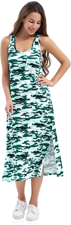 Zengjo Sleeveless Dresses for Women