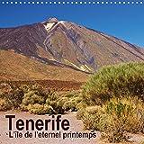 Tenerife - l'ile de l'eternel printemps (calendrier mural 2020 300 * 300 mm square) - un voyage phot (Calvendo Places): Un voyage photographique sur l'île de Tenerife