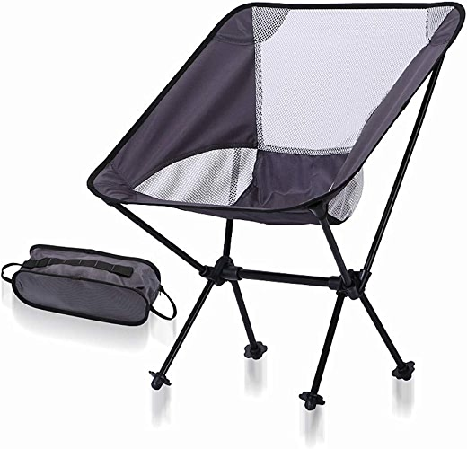 NMNMNM Chaises Chaise Longue de Pliage portative légère pour la Plage de Camping extérieure AugHommestant la pêche de randonnée Tabouret Pliable