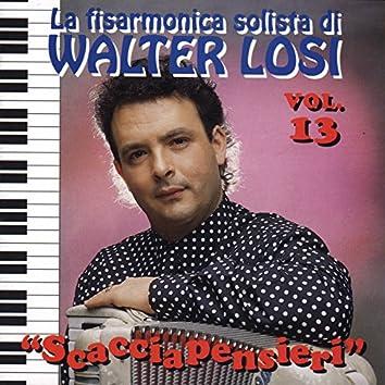 Scacciapensieri, Vol. 13 (La fisarmonica solista)