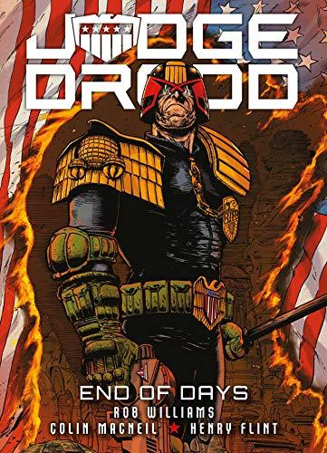Judge Dredd: End of Days