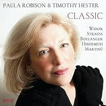 paula robison sonata for flute and piano