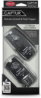 Hahnel HL C NIKON REM Capture Remote Control & Flash Trigger For Nikon - Black
