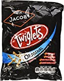 Jacob's Twiglets 45g each bag Unique flavor Different tasting snack Imported from the UK pack of 12 bags