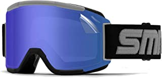 RIPCLEAR Lens Protector for Smith Squad Goggles - Protect Your Lens from Scratches While You Ride, Crystal Clear USA Military Grade Protection, 2 Pack