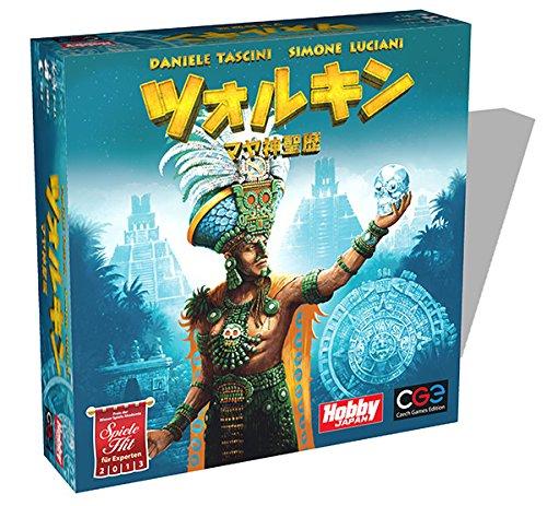 ツォルキン:マヤ神聖歴 (Tzolk'in: The Mayan Calendar) 日本語版 ボードゲーム