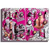 NYX Professional Makeup Calendario de Adviento de Maquillaje Diamonds and Ice, Please, 24 Productos,...