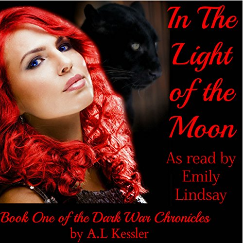 In the Light of the Moon audiobook cover art