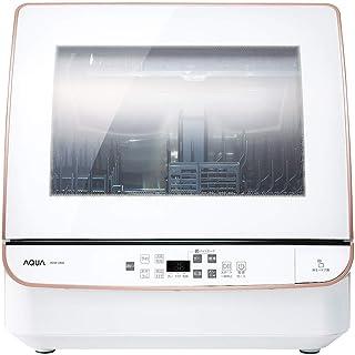 アクア 食器洗い機(ホワイト)【食洗機】【送風乾燥機能付き】 AQUA ADW-GM2-W