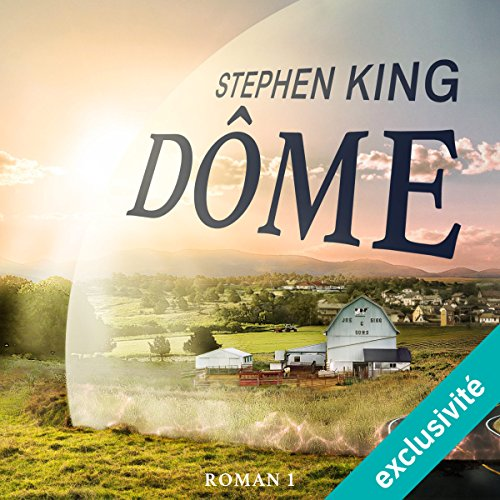 Dôme 1 audiobook cover art