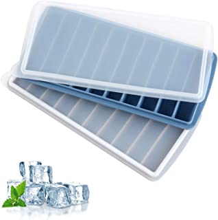 Best water bottle ice cube tray with lid Reviews