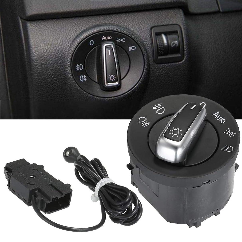 Alina-Shops - Car Headlight Sensor Headlight Switch 5ND941431B for VW Jetta MK6 Passat B6 Caddy Tiguan
