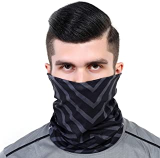 Bandanas Seamless Headband Scarf Gaiter Sun Protection Biker Ski Motorcycle Neck Windproof Neckerchief