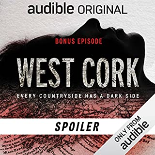 West Cork: Aftershow audiobook cover art