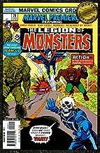 marvel premiere legion of monsters