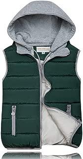 Women Cotton Vest Female Trade Short Paragraph Warm Vest - Dark Green 3XL