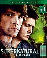SUPERNATURAL 3rdシーズン 前半セット(1~8話・2枚組) [DVD]